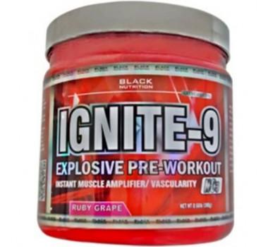 Ignite-9 Explosive Pre-Treino - Black Nutrition