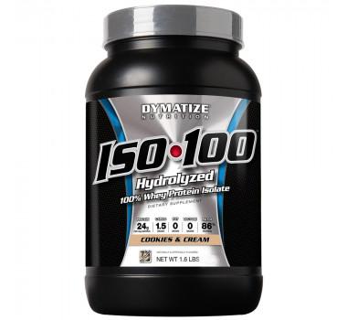 Iso 100 Whey Protein Isolado 732g - Dymatize Nutrition